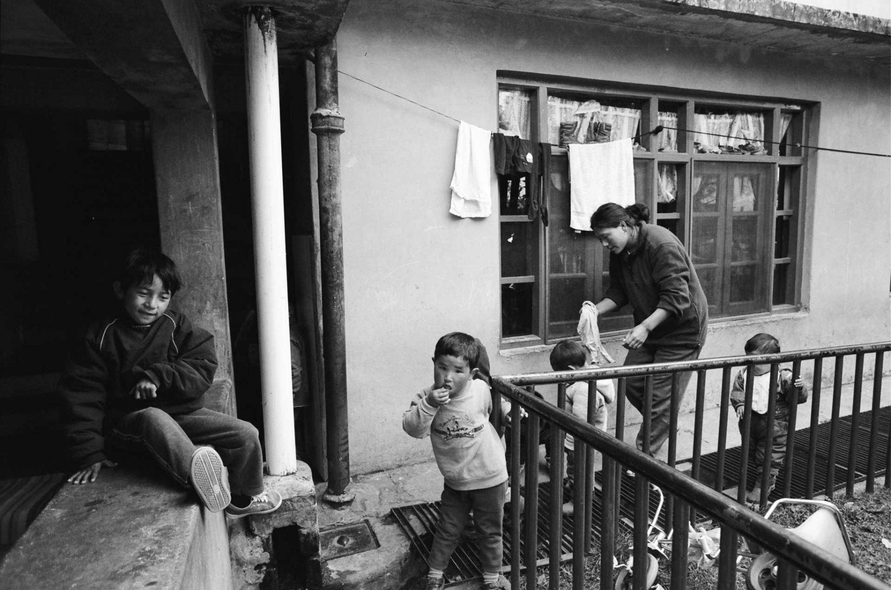 The Tibetan Children's Village. India.