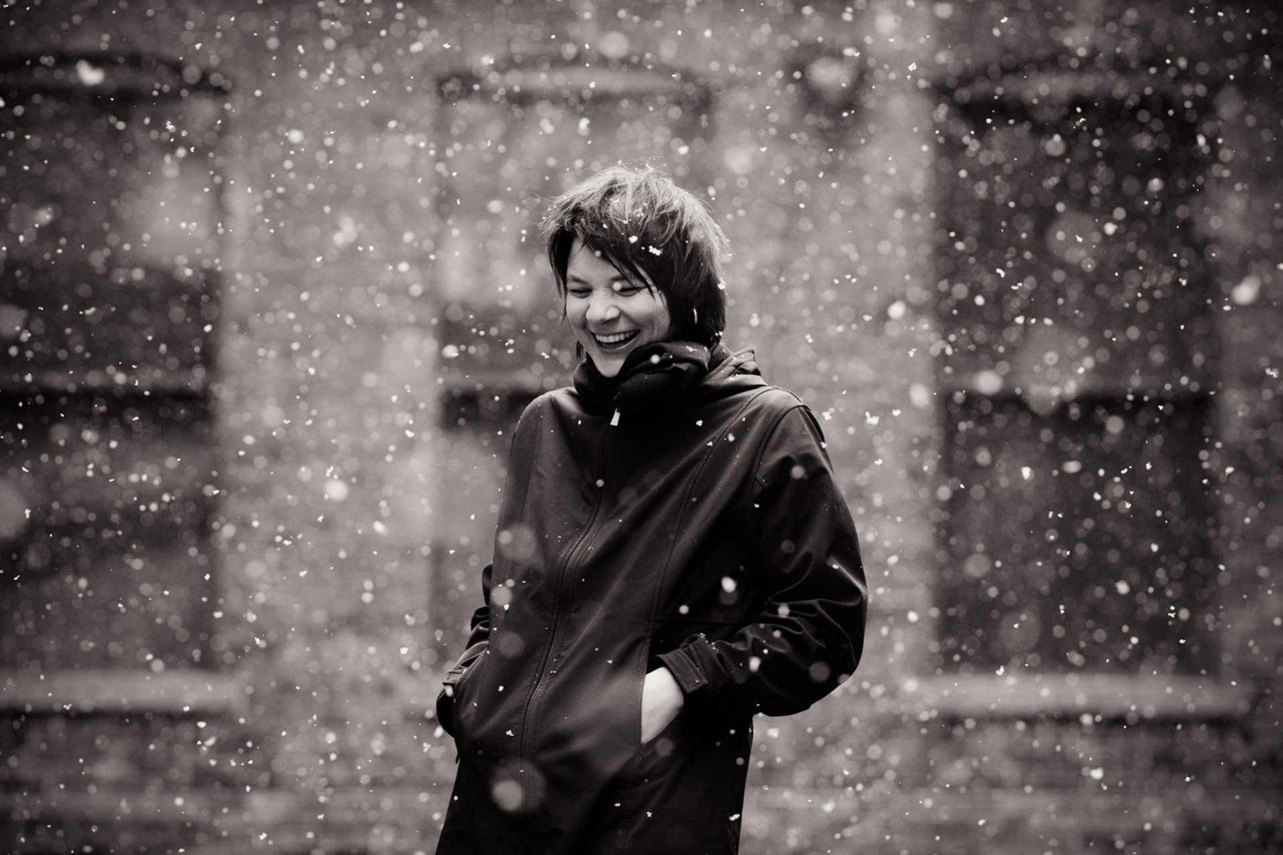 Filmmaker Liz Marshall. Canada