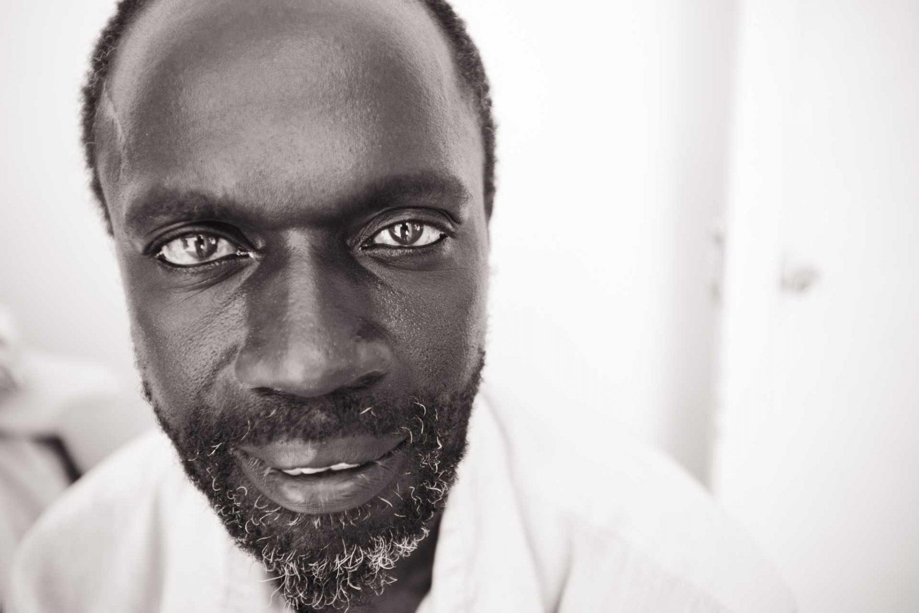 Wolof man. Senegal