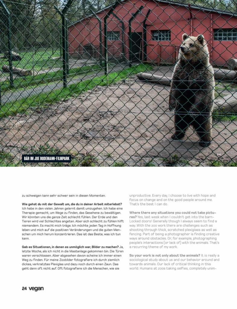 Vegan Magazine, Germany