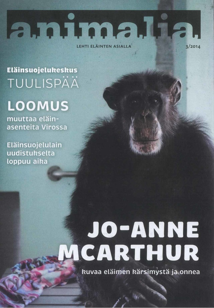 Animalia Magazine, Finland, 2014