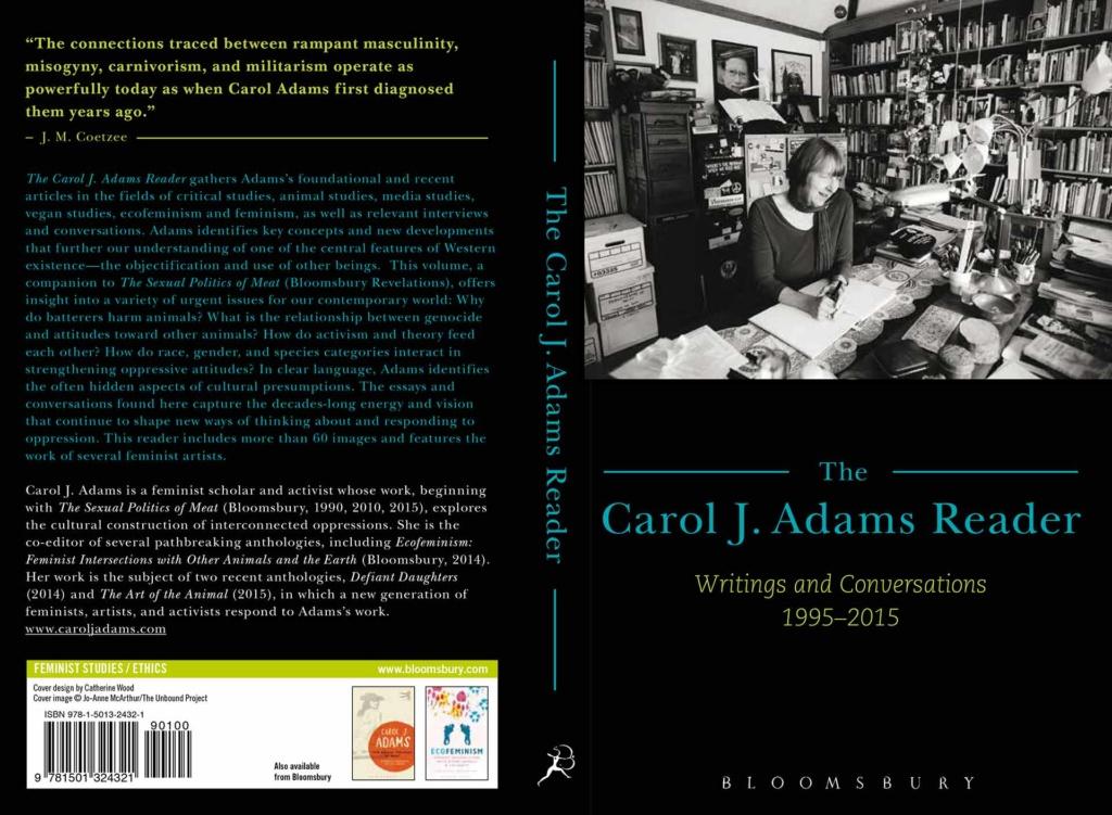 Carol J Adams - Book Cover