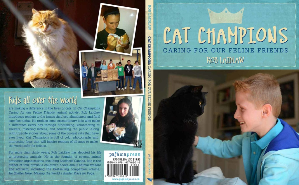Cat Champions - Book Cover