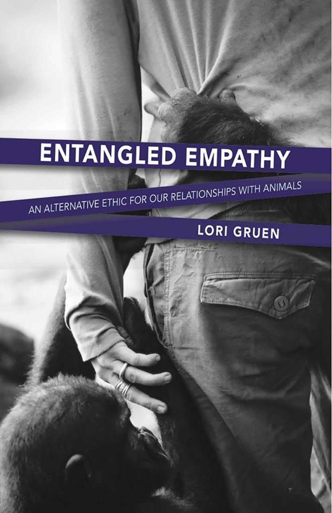 Entangled Empathy - Book Cover