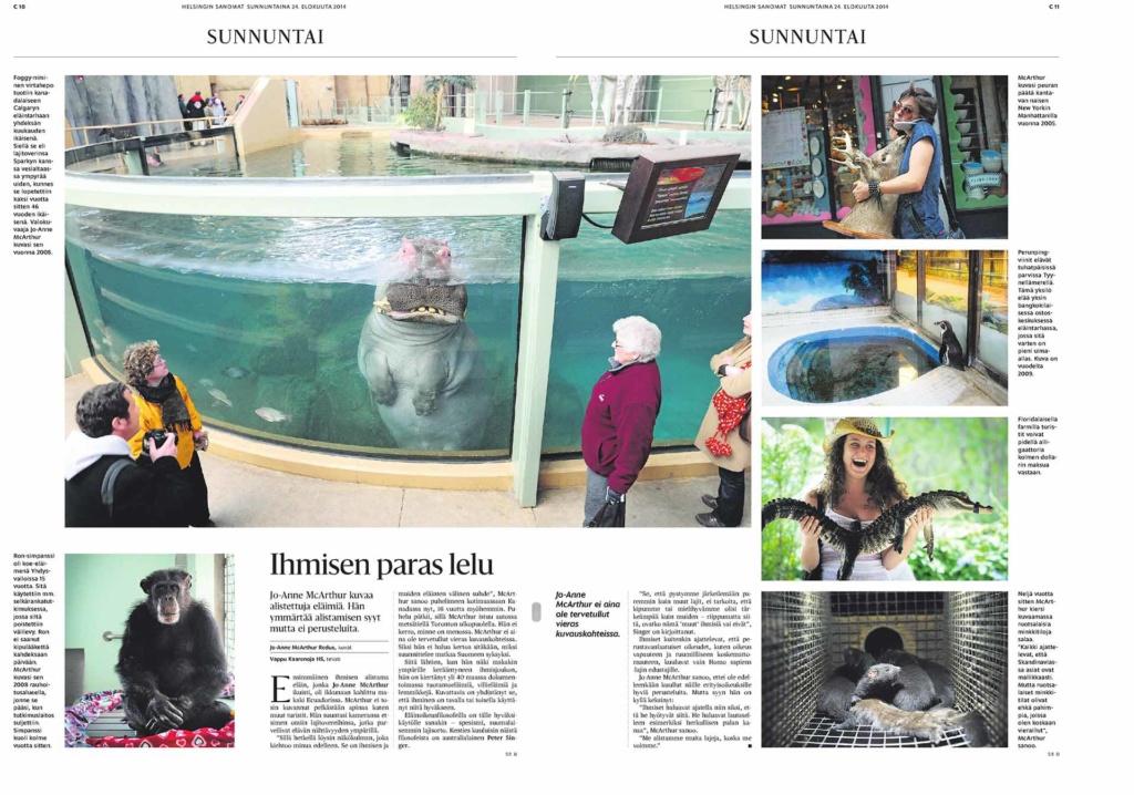 Helsinki Times / Helsingin Sanomat Feature