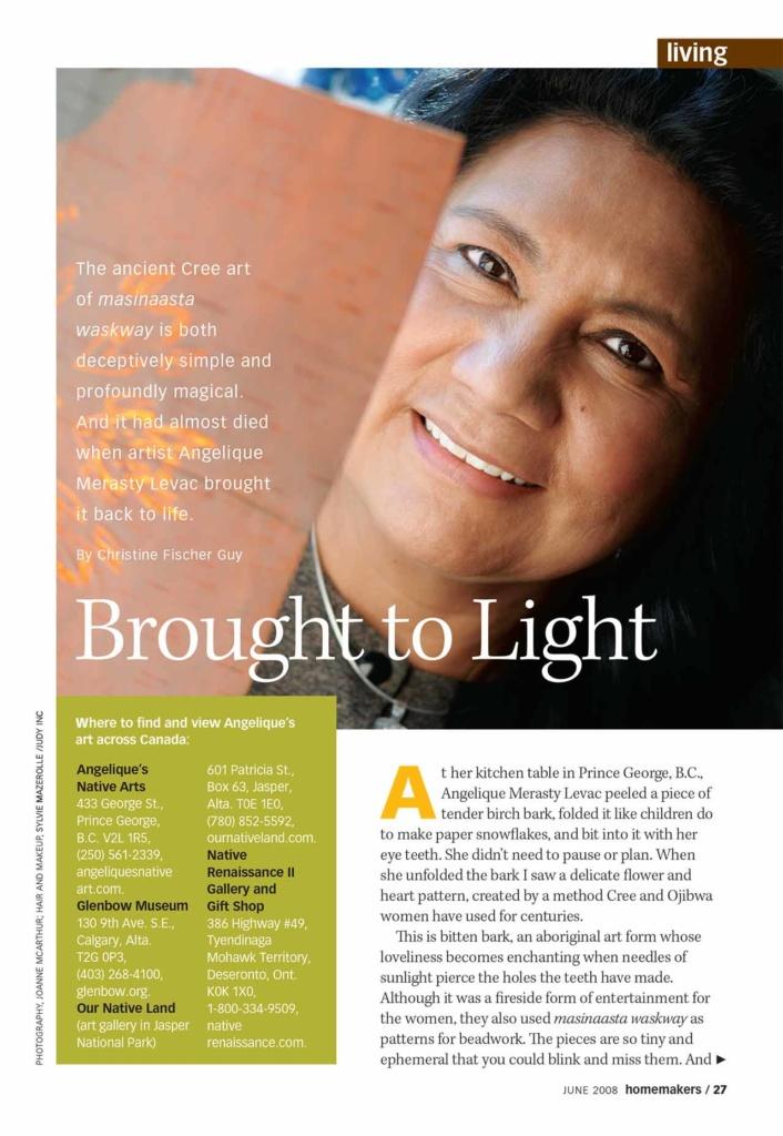 Homemakers Magazine 2008