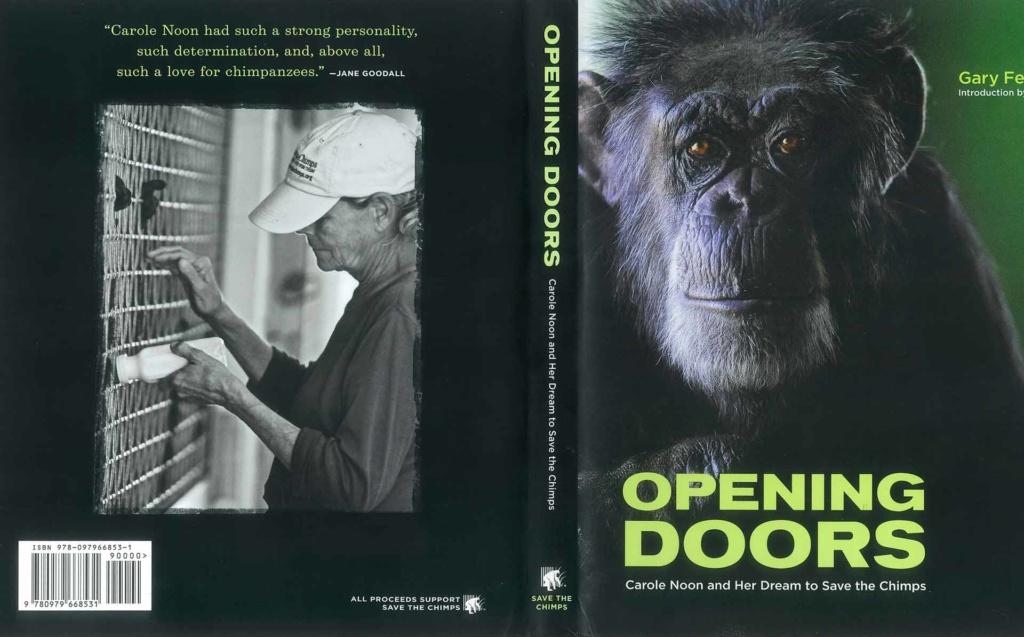 Opening Doors- Book Cover