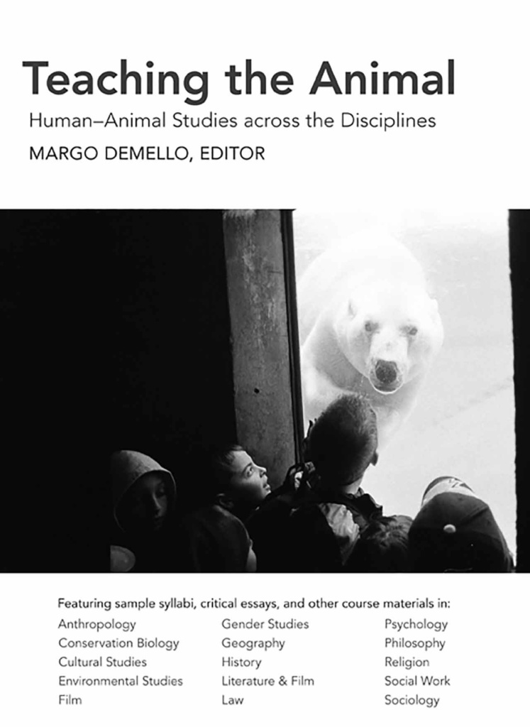 Teaching the Animal - Book Cover
