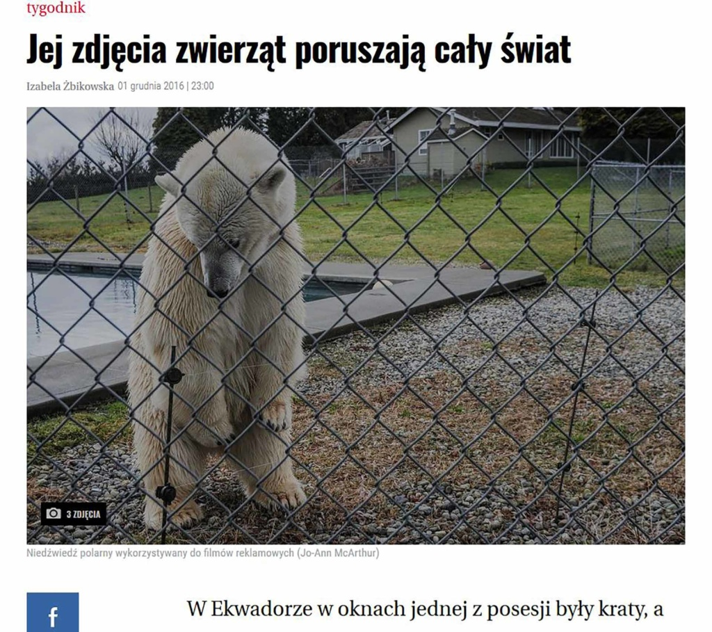 Wyborcza We Animals Feature, Poland